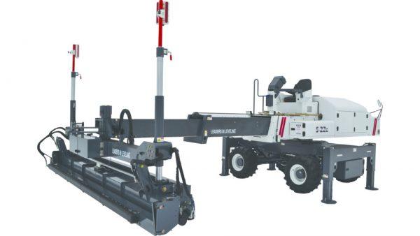 Laser Screed Somero S-22 E